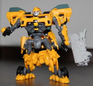 Bumblebee from Transformers: Dark of the Moon (Robot Mode)