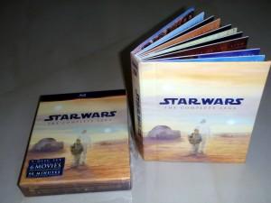Star Wars Complete Saga Blu-Ray Set