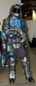 Cosplay from the Game Halo