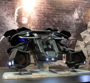 Scale Model of The Bat from the movie Dark Knight Rises