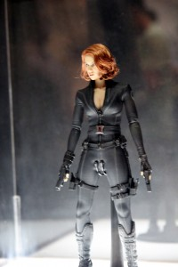 Figure the Black Widow from the movie The Avengers