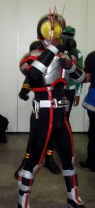Cosplay Kamen Rider Faiz